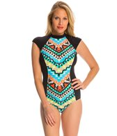 Seafolly Kasbah Surf One Piece Swimsuit