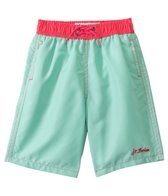 Mr.Swim Boys' Solid Swim Trunk (2T-7yrs)