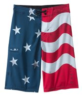 O'Neill Boys' Santa Cruz Stretch Boardshort (4T-7yrs)