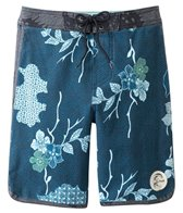 O'Neill Boys' Santa Cruz Original Scallop Print Boardshort (8yrs-14yrs)