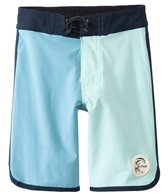 O'Neill Boys' Santa Cruz Original Scallop Boardshort (4yrs-7X)