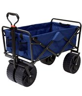 Mac Sports All-Terrain Collapsible Beach Wagon