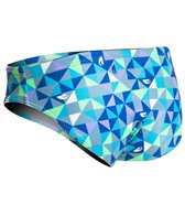 Turbo Men's Origami Water Polo Brief