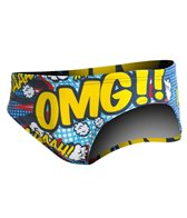Turbo Men's OMG Water Polo Brief