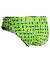 Turbo Men's Flower Water Polo Brief