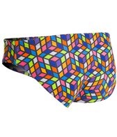 Turbo Men's Cube Water Polo Brief