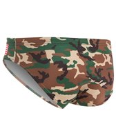 Turbo Men's Toddland Camo Water Polo Brief