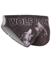 Turbo Men's Wolfpack Water Polo Brief