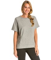 Under Armour Women's Studio Terry Shortsleeve Crew