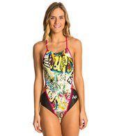 MP Michael Phelps Charmcity One Piece Training Suit