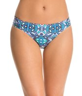 Jessica Simpson Kaleidoscope Side Shirred Hipster Bottom