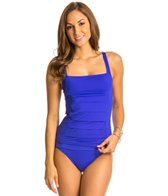 BLEU Rod Beattie Over the Edge Retro Tankini Top