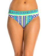 BLEU Rod Beattie Baja Bohemian Banded Hipster Bottom