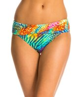 BLEU Rod Beattie Wild At Heart Sarong Hipster Bottom