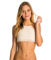 Rip Curl Damsel Hi-Neck Crop Top
