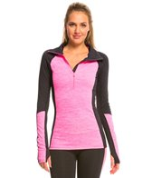 Under Armour Women's Armour ColdGear 1/2 Zip Top