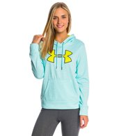 Under Armour Women's Storm Armour Fleece Big Logo Twist Hoody