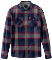 FOX Men's Jagger Long Sleeve Flannel