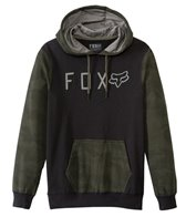 FOX Men's Burnout Pullover Fleece Jacket