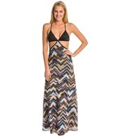 Vitamin A Sportif Valentina Cover Up Maxi Dress