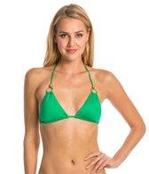 Vitamin A Solid Cosmo Deluxe Halter Bikini Top