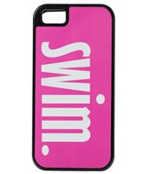 Bay Six Swim Pink iPhone Phone Case