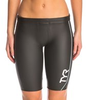 TYR Women's Hurricane Cat 1 Neoprene Buoyancy Swim Shorts
