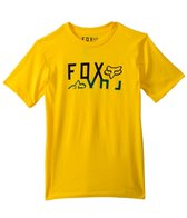 FOX Boys' Ridge S/S Logo Tee (8yrs-20yrs)