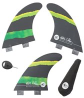 Creatures Mitch Coleborn Vert Series Dual Tab Fins