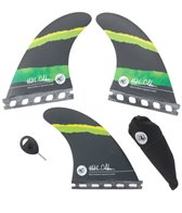 Creatures Mitch Coleborn Vert Series Single Tab Fins
