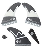 Creatures Nat Young Arc Series Single Tab Surfboard Fins
