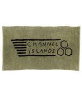 Channel Islands Flag Beach Towel
