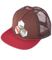 Channel Islands Men's Cali Hex Trucker Hat