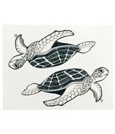 H2O Toos Two Turtles Temporary Tattoo