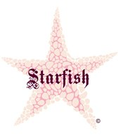 H2O Toos Starfish Pink Temporary Tattoo