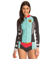 Billabong Women's Peeky Front Zip Wetsuit Jacket