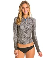 Billabong Women's Peeky Front Zip Jacket