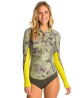 Billabong Women's 2MM Salty Dayz Spring Suit Wetsuit