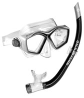 U.S. Divers Icon Mask and Airent Snorkel Set