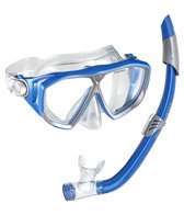 U.S. Divers Na Pali Mask and Seabreeze Snorkel Set