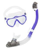 U.S. Divers Starlett LX Mask / Tucson Snorkel