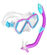 U.S. Divers Regal Jr. Mask / Laguna Jr. Snorkel