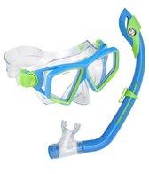 U.S. Divers Lanai LX Jr. Mask / Paradise Dry Jr. Snorkel