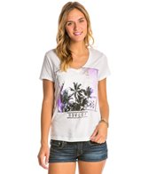 Hurley Postcard Perfect V Tee