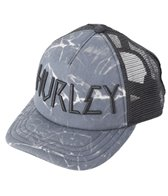 Hurley Women's Printed Trucker Hat