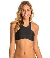 Stone Fox Swim Solid Bambi Bikini Top