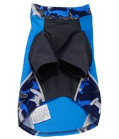 Playapup Dog Surf Blue Rashguard