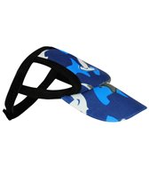Playapup Dog Surf Blue Visor