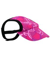 Playapup Dog Tuga Pink Visor
