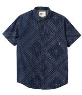 Reef Men's Katsu S/S Shirt